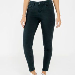 Bootleger brody skinny ankle colour dark green